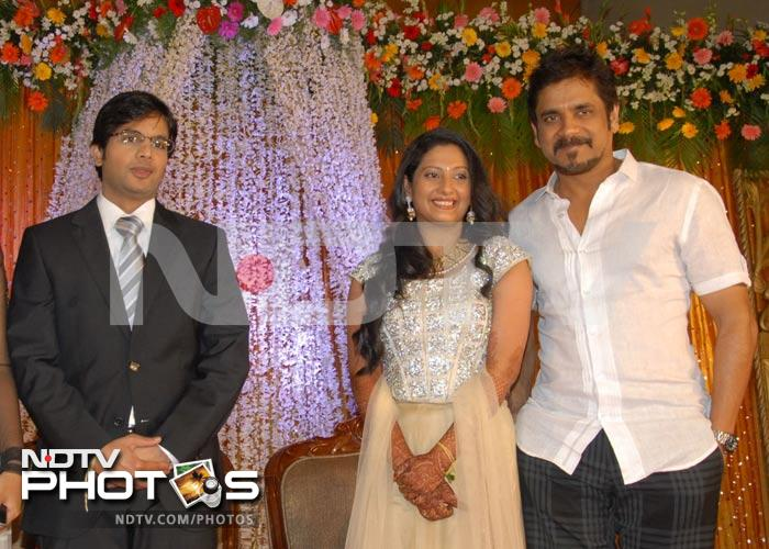 Nagarjuna, Jaya Prada bring out wedding finery