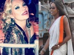 Photo : What Naomi, Kate wore in Jodhpur