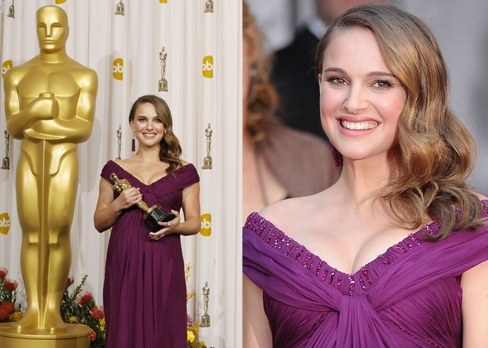 Pocket venus Natalie Portman turns 31