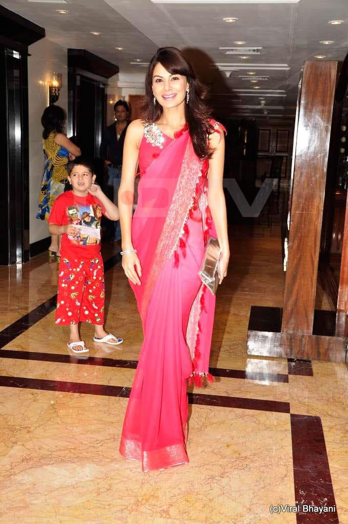 SRK, Ash at Neelam's reception
