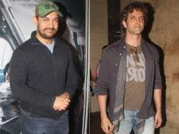 Photo : Jeete Chal Sonam: Aamir, Hrithik Watch Neerja