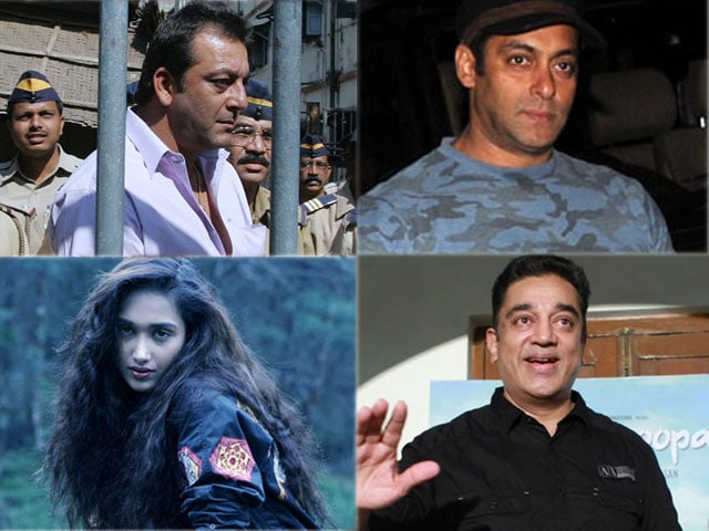 2013 hall of fame: Top 10 filmy newsmakers