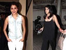 Photo : Anushka Screens NH10 for Ekta Kapoor