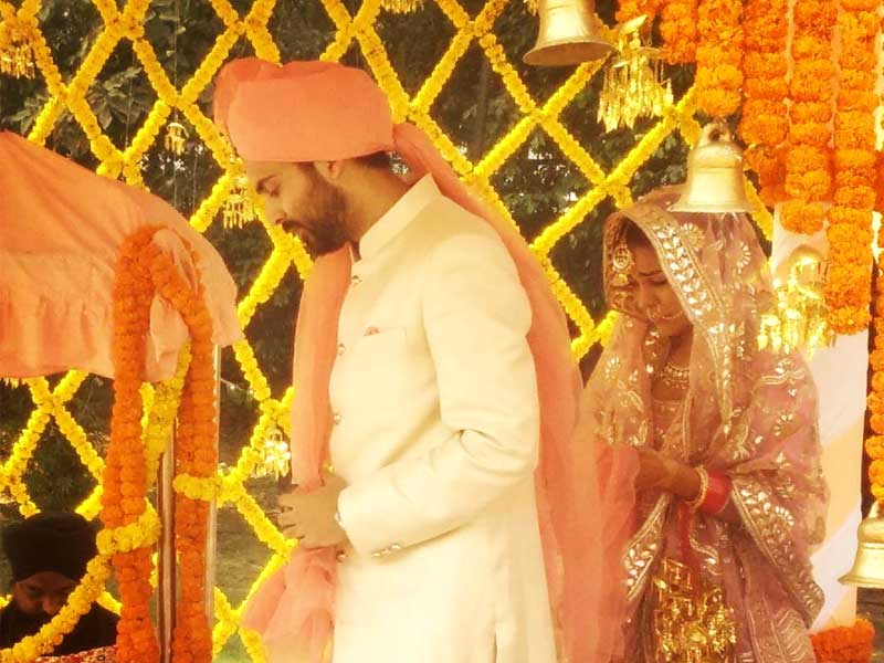 Airlifting Moments From Nimrat Kaur's Sister's Wedding