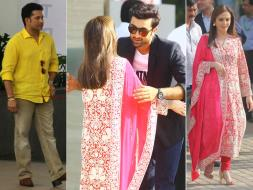 Photo : Cricket, Bollywood and Business in Ambani Triple Whammy