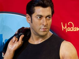 Photo : Salman is newest wax star at Madame Tussaud's, New York