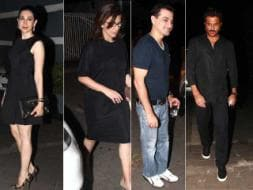 Photo : Karisma, Neetu Party With the 'Other' Kapoors of Bollywood
