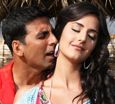 Akki and Katrina