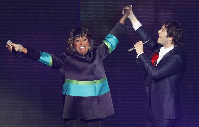 patti labelle oprah farewell. Surprise Oprah! A Farewell