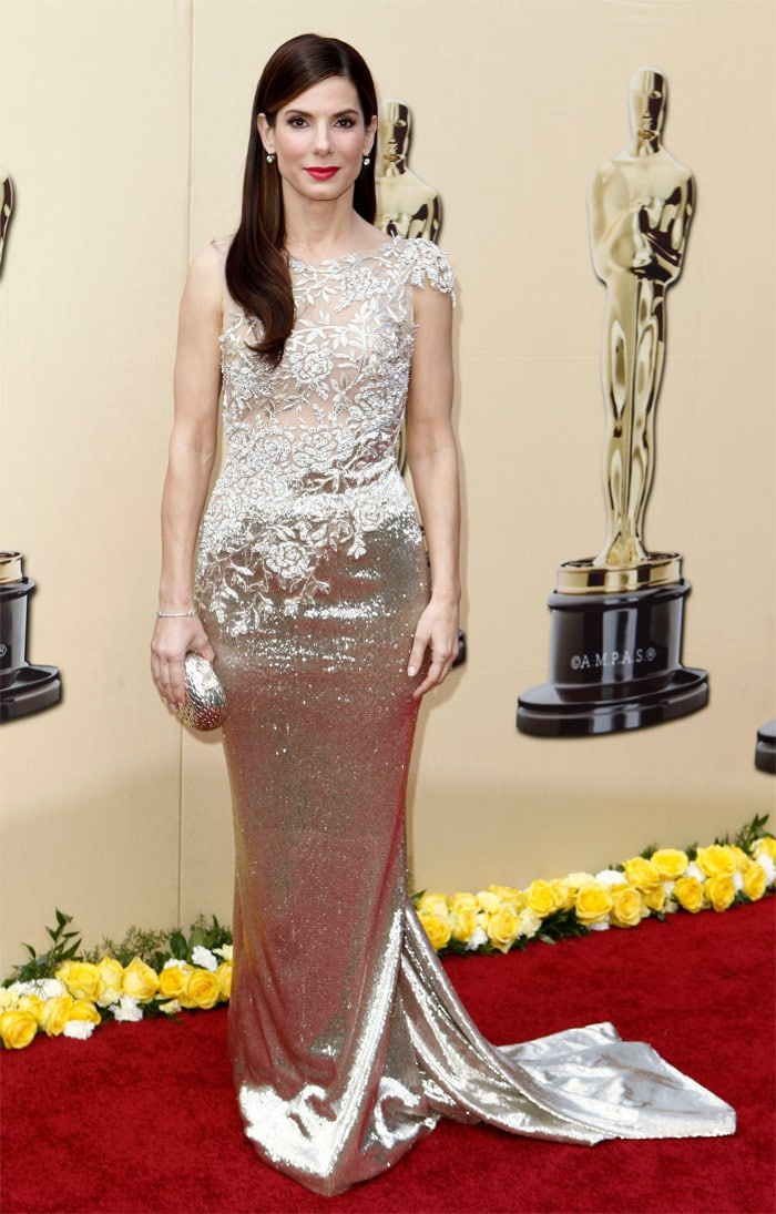 Oscars 2010: Red carpet