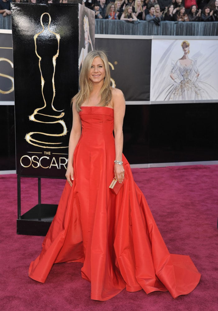 Oscar 2013: Who wore what