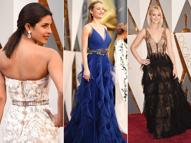Red Carpet: Who Wore What