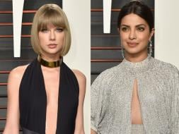 Photo : Oscars: Priyanka Chopra, Taylor Swift Steal the Show at After Party