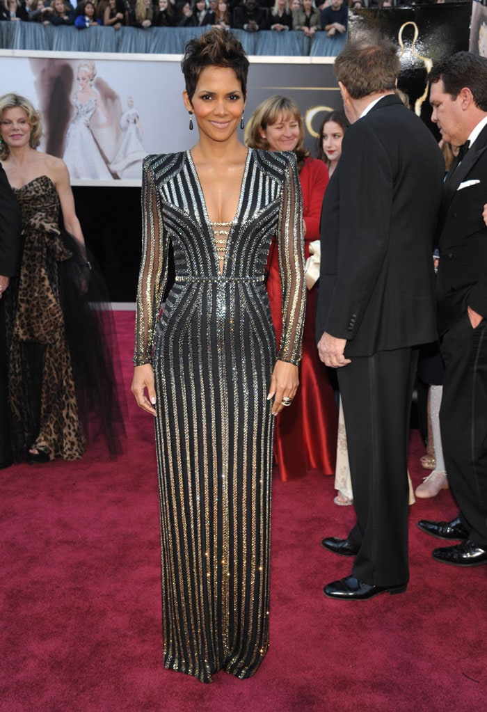 Oscars: Fashion Police