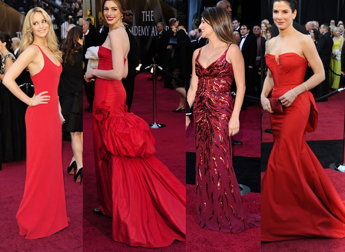 Oscar 2011: Fashion Trends