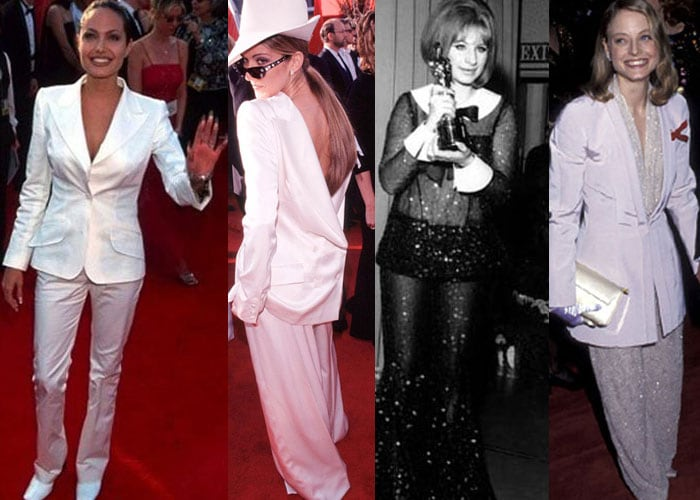 Oscar fashion: These women wore pants