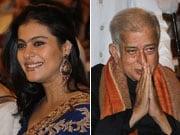 Photo : Kajol, Shashi Kapoor get Padma Awards