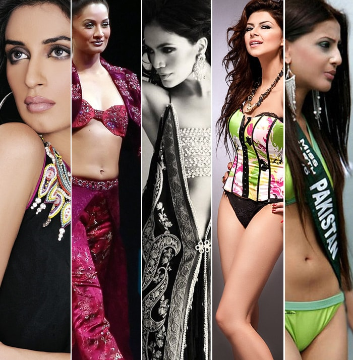 Pakistani beauties take centerstage