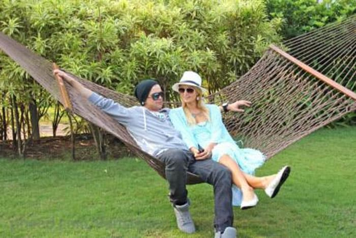 Paris Hilton's Goan holiday