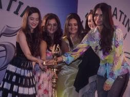 Photo : Mallika Goes to a Party With Sanjeeda, Rashami, Shweta