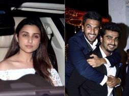 Photo : Party Time! Ishaqzaadi and the Gunday Let Their Hair Down