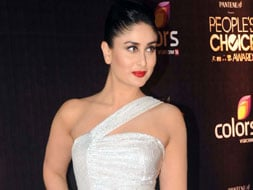 Photo : Newly married Bebo steps out alone for People's Choice Awards