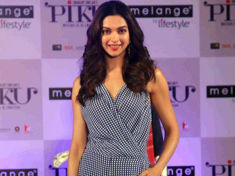 Deepika Padukone Launches the Piku Collection