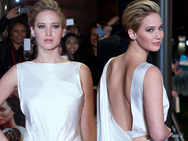 Hungry for Jennifer's pixie look?