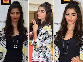 How Pooja Hegde Spent Janmashtami