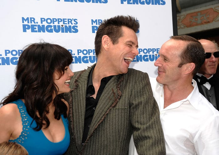 Premiere of Mr. Popper's Penguins