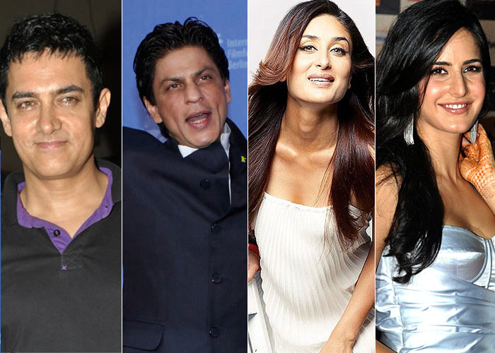 Bollywood's power list