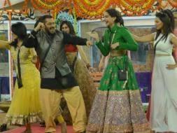 Photo : Bigg Boss 9: Contestants Celebrate Diwali with Prem and Maithili