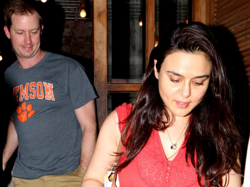 A Goodenough Tuesday With Preity and Gene