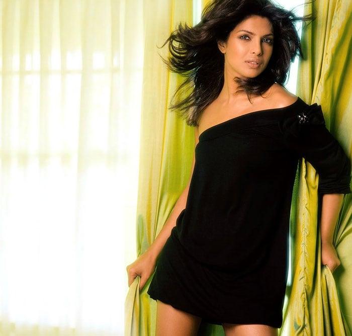 Priyanka's life in pics