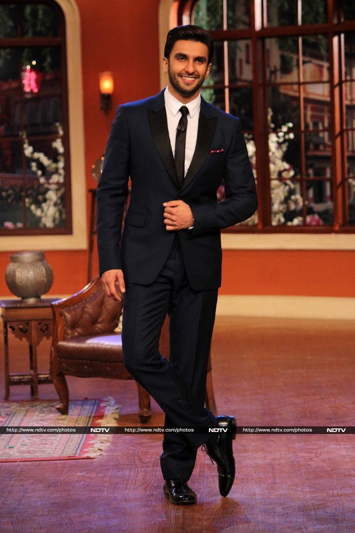 Ranveer Pathani Suit For Singh
