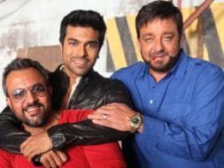 Photo : Sher Khan and friends