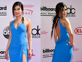 Priyanka Chopra Sets Fashion Goals at Billboard Music Awards