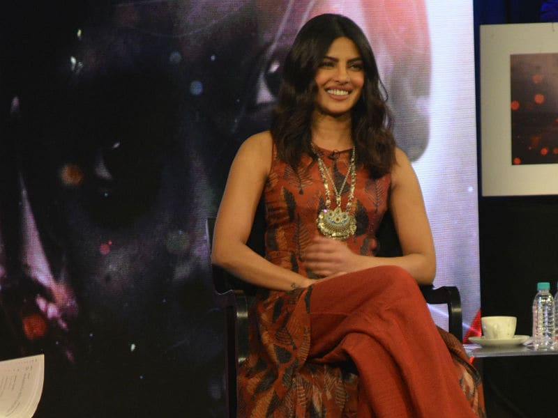 In NDTV Studios: 5 Quotes From Priyanka Chopra on Giving Kids a Fair Start