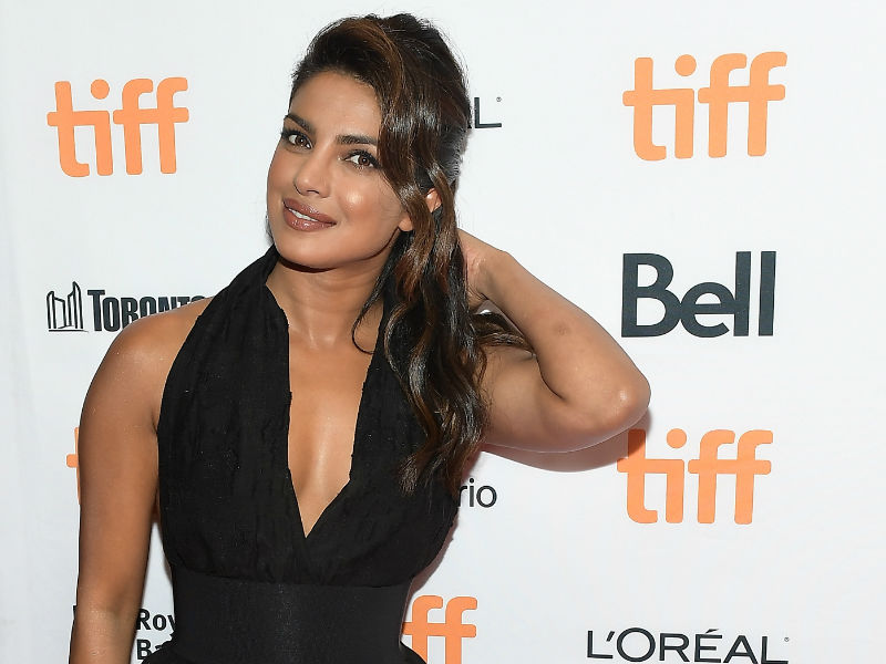 Priyanka Chopra Takes Toronto By Storm Looking Like This
