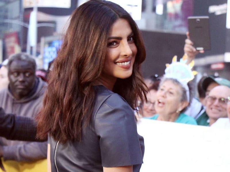 Priyanka Chopra Rocks Quantico Promotions