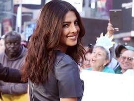 Priyanka Chopra Rocks <i>Quantico</i> Promotions