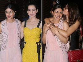 Priyanka Chopra's Big Celebration With Kangana, Sushmita, Rekha