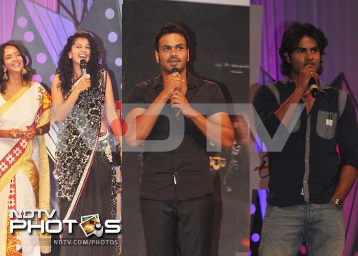 Stars at Big FM Telugu Music Awards 2012