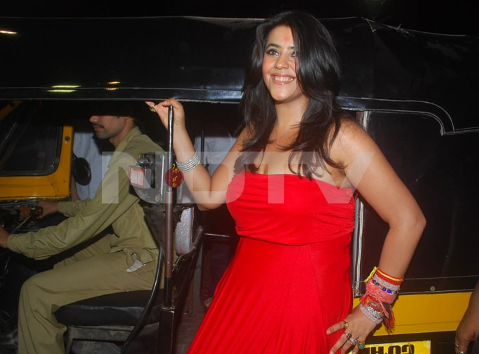 Stars at the premiere of Ragini MMS