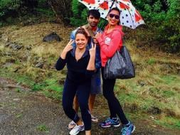 Photo : Bipasha's Rainforest Holiday with Karan and Friends
