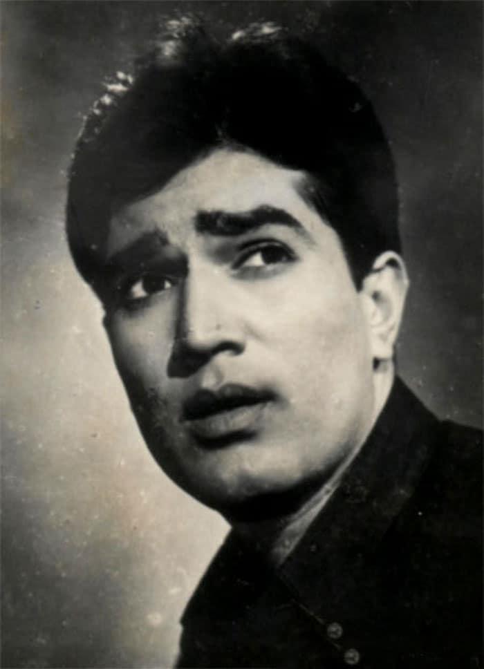 Rajesh Khanna In Amar Prem