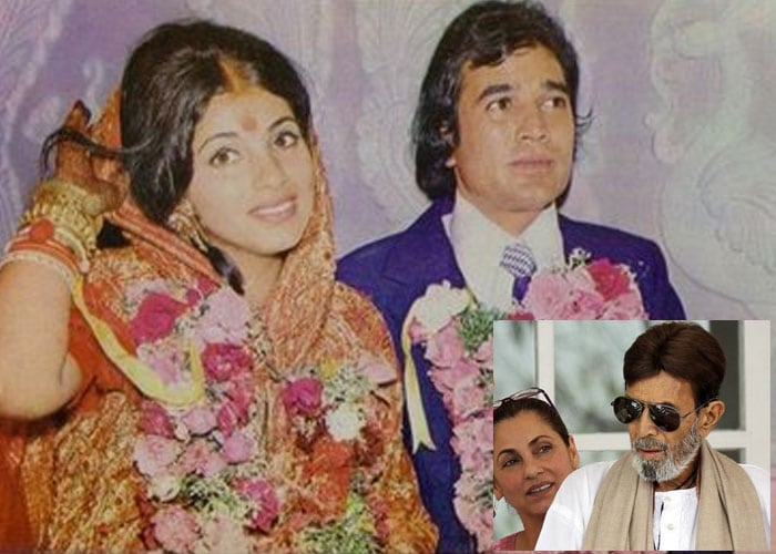 The leading ladies in Rajesh Khanna's life