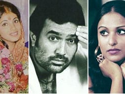 Photo : The leading ladies in Rajesh Khanna's life