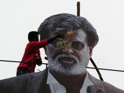 Photo : How Chennai Celebrated Rajinikanth's Kabali at 5 AM
