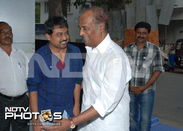 Rajinikanth's movie date